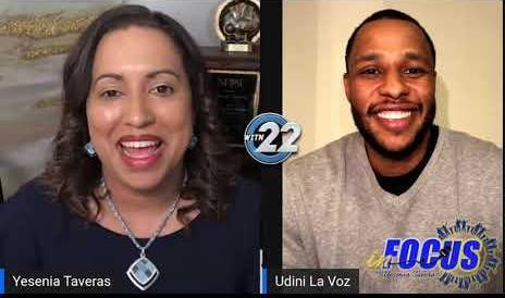 IN Focus with Yesenia Taveras highlights Udini La Voz