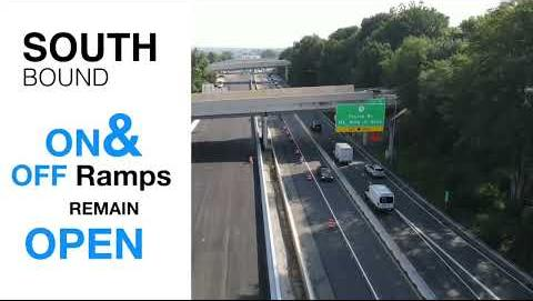I95 North Ramp Closure Update WHAT YOU NEED TO KNOW