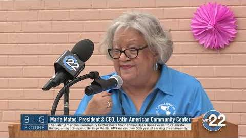 BIG Picture: Latin American Community Center 2019 Open House