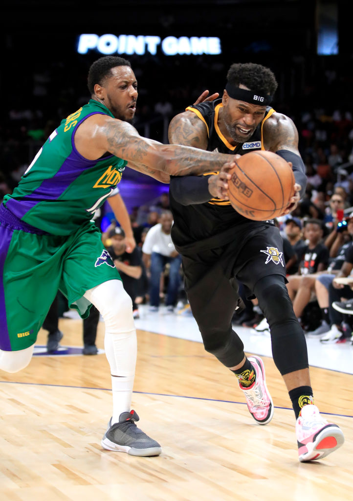BIG3 BRINGS HOT SHOTS AND ENTERTAINMENT TO THE ATL | WITN