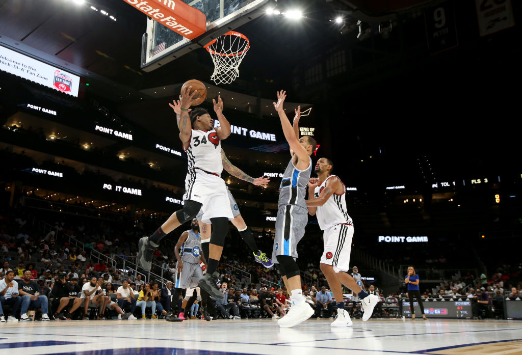 BIG3 BRINGS HOT SHOTS AND ENTERTAINMENT TO THE ATL   WITN