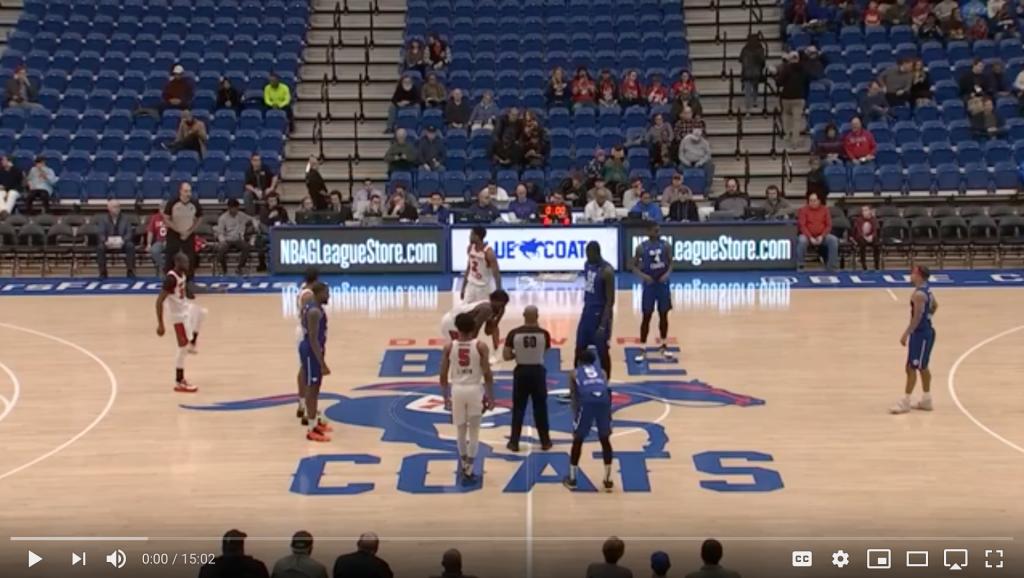 Delaware Blue Coats vs. Windy City Bulls - Condensed Game